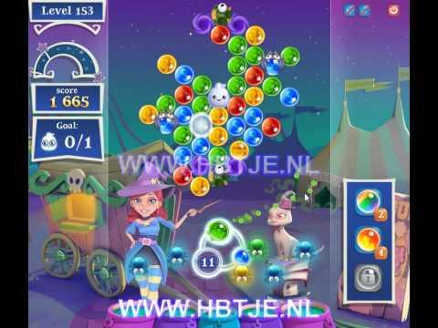 Bubble Witch Saga 2 level 153