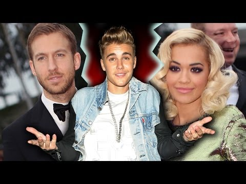 Did Justin Bieber Break Up Rita Ora and Calvin Harris?