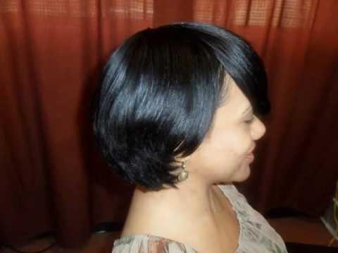 black hair salon houston l short hair cuts l short
