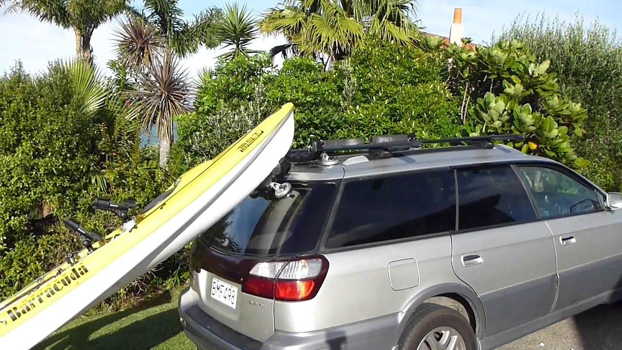K Rack Easy Kayak Loader For Hatchback Amp Suv Vehicles