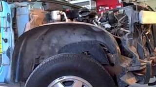 How To Remove A Chevy Fender