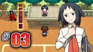 Let's Play Pokemon: White 2 Part 3 Aspertia Gym Leader