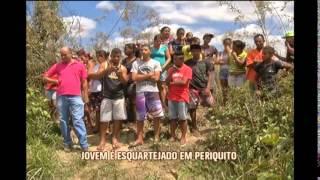 Jovem � morto e esquartejado em Periquito, no Leste de Minas