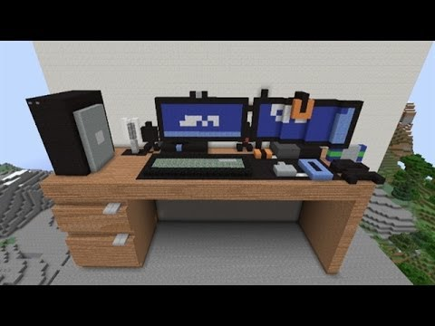 Best Gaming Setup For Minecraft My Gaming Setup on Min...