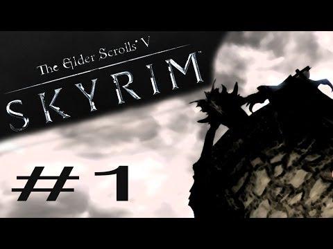 #1 The Elder Scrolls V: Skyrim - Zaczynamy!