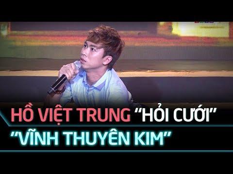 Hồ Việt Trung 'hỏi cưới' Vĩnh Thuyên Kim trên sân khấu | Cặp đôi vàng Tập 3