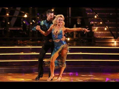 DWTS Season 18 WEEK 9  : James Maslow & Peta - Rumba - Dancing With The Stars 2014