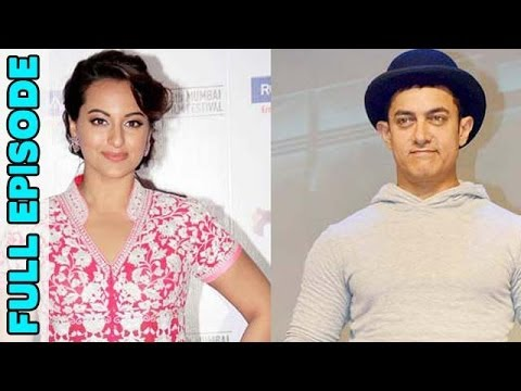 Planet Bollywood News - Sonakshi Sinha on facing criticism for her weight, Aamir khan Launches Trailer of Heropanti & more