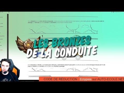 Le Code de la Route selon Yoonns - Les Bronzes de la Conduite