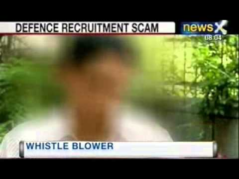 Breaking News : India's premier defence academy reports Defence Recruitment scam