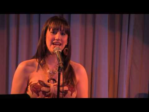 Natalie Weiss singing Momma Dont Cry written by Jonathan Reid Gealt