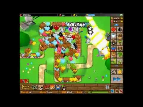 What's Within The Game - Bloons Tower Protection BTD5 ...