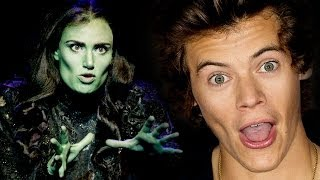 """Harry Styles To Star In """"Wicked"""" Movie?!"""