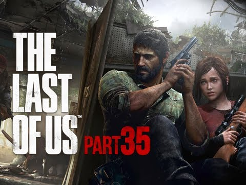 The Last of Us Walkthrough - Part 35 Horse Ride PS3 Gameplay Commentary