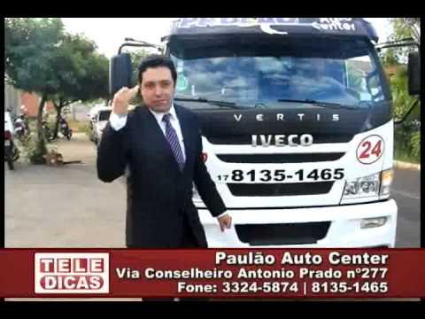 Paulão Auto Center Tudo do melhor para você