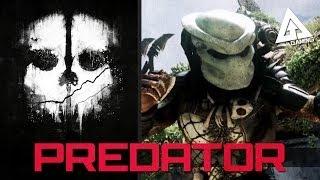 "Call Of Duty Ghost Easter Egg RUINS ""PREDATOR Gameplay"
