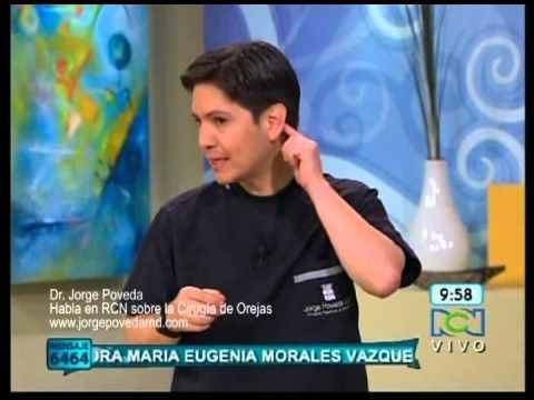 El Doctor Jorge Poveda habla sobre las Orejas