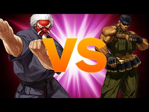 King of Fighters XIII Top 8 Finals - Qanba Xiaohai vs. LDA ET - Evo 2014