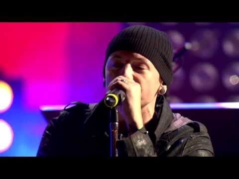 Linkin Park (HD) - New Divide (Live in Madrid)
