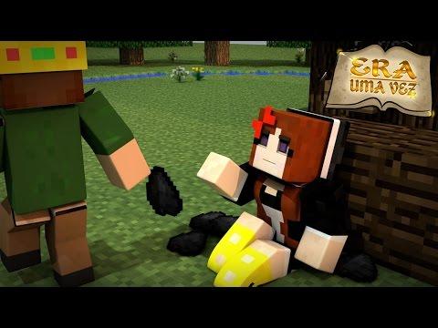 MENDIGA DE CARVÃO - Era Uma Vez #17 - Minecraft