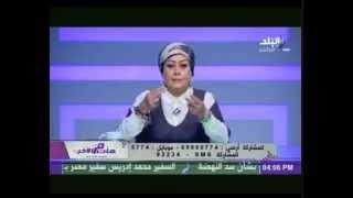الفرق بين الزوجة المصرية و الزوجة اللبنانية مع هالة فاخر