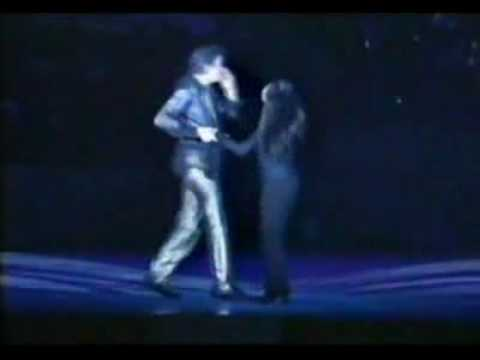Michael Jackson You are not  Alone Live in Darussalem Brunei 96