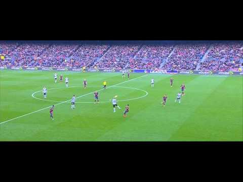 Debut de Eduardo Vargas vs FCB