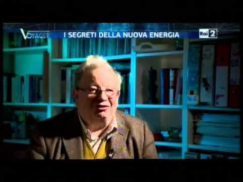 LA FUSIONE FREDDA su Voyager - RAI 2 del 19 marzo 2012