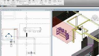 Using Autodesk Seek and Revit MEP 2010 to Search and Use Mechanical BIM Model view on youtube.com tube online.