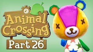 Let's Play Animal Crossing New Leaf Part 26 (Murderer
