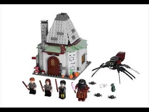 Lego 2010 Harry Potter Sets 4736, 4737, 4738, 4840, 4841, 4842