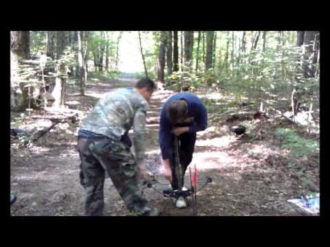 Kaz vs Wild 4 Survival Weapons Training And Target Practice