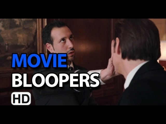 Mr. Popper's Penguins (2011) Bloopers Outtakes Gag Reel