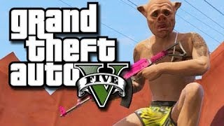 GTA 5 Rage! (Funny GTA 5 Online Moments!)