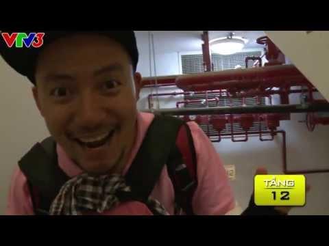 TARV - Cuộc Đua Kỳ Thú 2013 - Tập 1 - Leo thang bộ 49 tầng