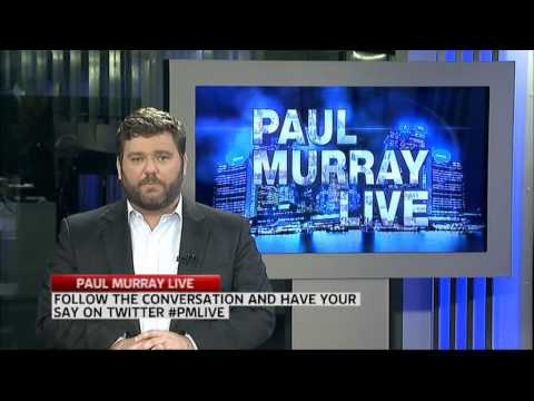 Paul Murray Live - Ford Cuts Jobs 23/05