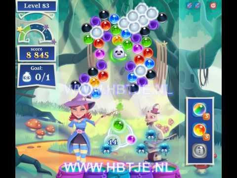 Bubble Witch Saga 2 level 83