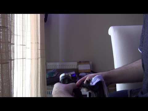 Lazer ile çorap nasıl giyilir?