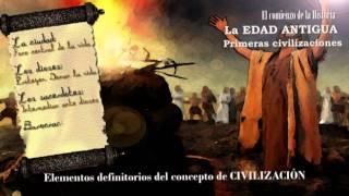 Primeras civilizaciones de la Edad Antigua