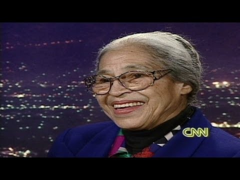 Rosa Parks For Kids You Tube Video