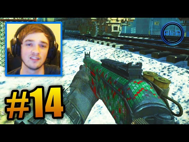 """WILL I GET IT?"" - COD GHOSTS LIVE w/ Ali-A #14 - (Call of Duty Ghost Gameplay)"