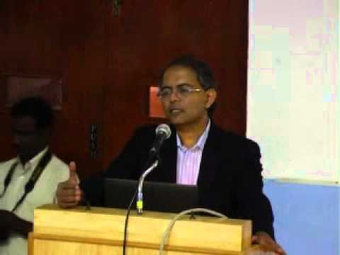 Lecture by K. Venkatesh Prasad [1984/MS/EE] on Feb 21, 2012 in CLT - Part 4
