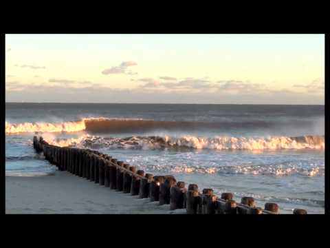 Perfect waves in New Jersey on January 3rd