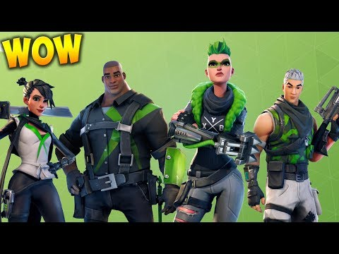 NEW UPDATED UI AND SKINS! (Fortnite Battle Royale)