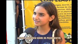 Estudantes visitam Funda��o Ezequiel Dias e aprendem sobre animais pe�onhentos