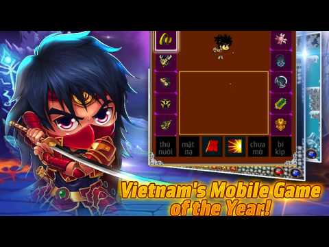 Ninja School Online :  Lãnh Địa Gia Tộc Một Mình Tự Kỷ 4 phút - vvietso1