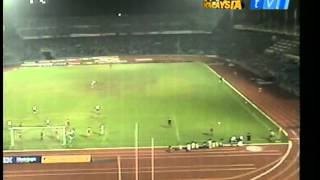 1989 SEMI FINAL FOOTBALL SEA GAMES MALAYSIA VS THAILAND