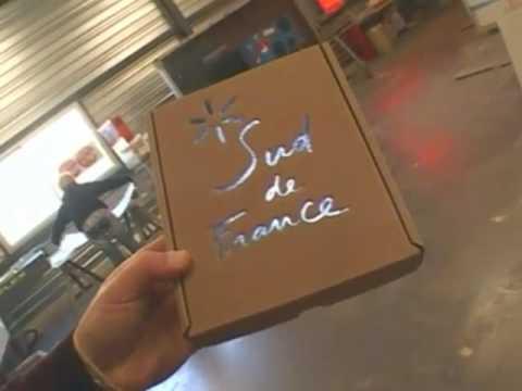 N mes 100 ans de cartons tele miroir sur 12 01 for Tele miroir nimes
