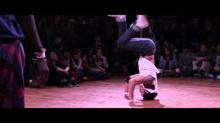RED BULL BEAT IT NANTES 2013, Break Dance Video
