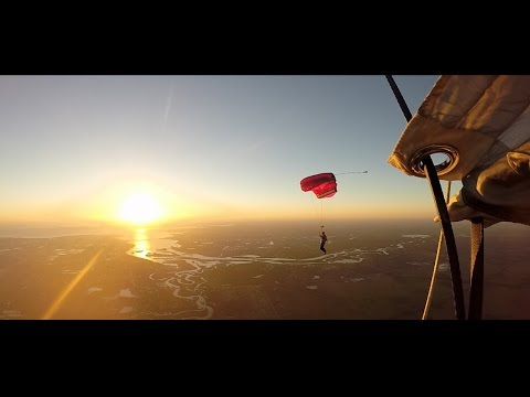 Where The Sun Always Shines, Skydive Documentary